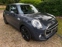 USED 2016 66 MINI HATCH COOPER 2.0 COOPER S 3d 189 BHP (Chilli Pack)