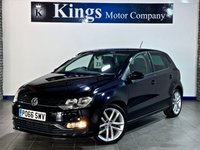 USED 2016 66 VOLKSWAGEN  POLO 1.2 TSI BLUEMOTION DSG 5DR  Save ££££'s On New , Rear Parking Camera,Upgraded Alloys