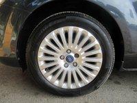 USED 2011 11 FORD FOCUS 1.6 TITANIUM TDCI 5d 109 BHP