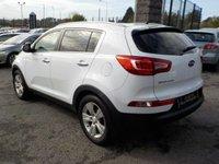 USED 2012 12 KIA SPORTAGE 1.7 CRDI 2 5d 114 BHP