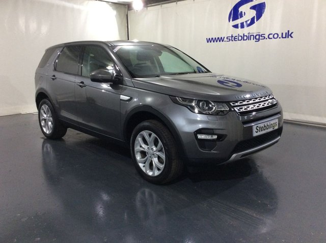 2016 66 LAND ROVER DISCOVERY SPORT 2.0 TD4 HSE 5d 180 BHP **7 SEATS**