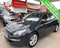 USED 2014 14 PEUGEOT 308 1.6 BLUE HDI ACTIVE 5 DOOR *ONLY 54,000 MILES*