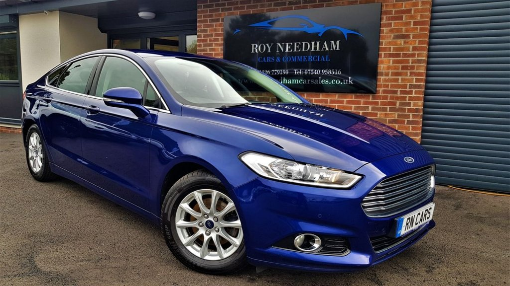 USED 2015 15 FORD MONDEO 2.0 TITANIUM ECONETIC TDCI 5DR 148 BHP *** NEW TIMING BELT - SAT NAV - NICE SPEC ***