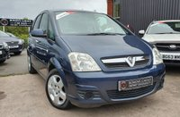 USED 2006 56 VAUXHALL MERIVA 1.6 ENERGY 16V 5d 100 BHP 2 Owners - Low Miles - 13 Services inc Cambelt