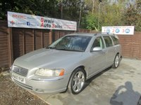 USED 2007 07 VOLVO V70 2.4 SE D5 5d AUTO 183 BHP FINANCE AVAILABLE FROM £32 PER WEEK OVER TWO YEARS - SEE FINANCE LINK FOR DETAILS