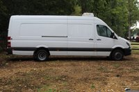 USED 2015 MERCEDES-BENZ SPRINTER 2.1 516 CDI EXTRA LONG FRIDGE WITH 3 PHASE STAND BY PLUG Extra Long, Fridge With 3 Phase Stand By Plug, One Owner