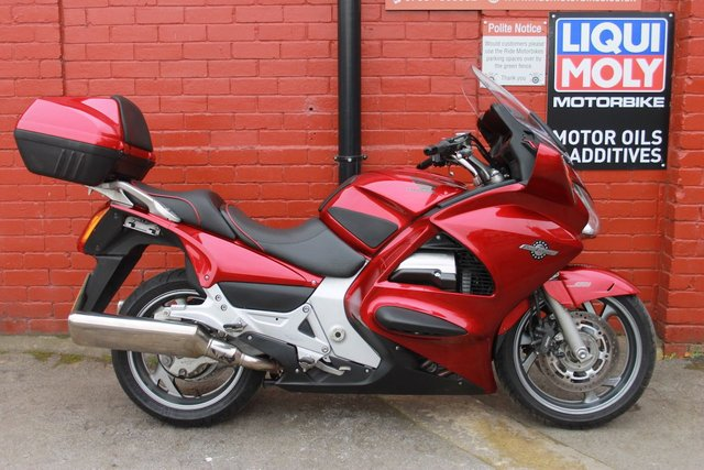 USED 2011 60 HONDA ST1300 PAN EUROPEAN A-9  A Cracking Tourer With Low Mileage, Finance Available.