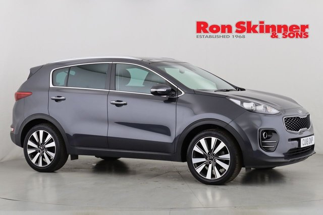 View our 2018 18 KIA SPORTAGE 1.7 CRDI 3 ISG 5d 114 BHP