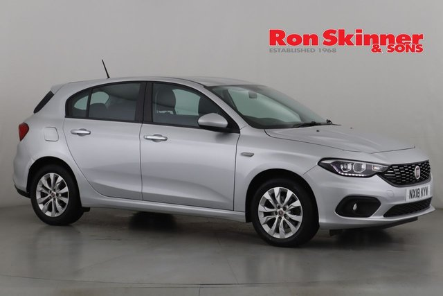 View our 2018 18 FIAT TIPO 1.2 MULTIJET EASY PLUS 5d 95 BHP