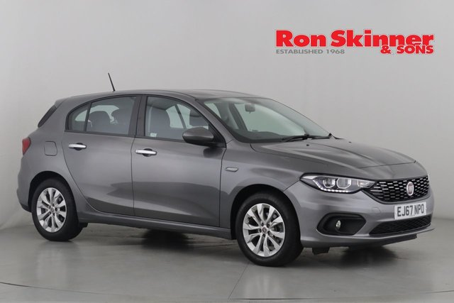 View our 2018 67 FIAT TIPO 1.2 MULTIJET EASY PLUS 5d 95 BHP
