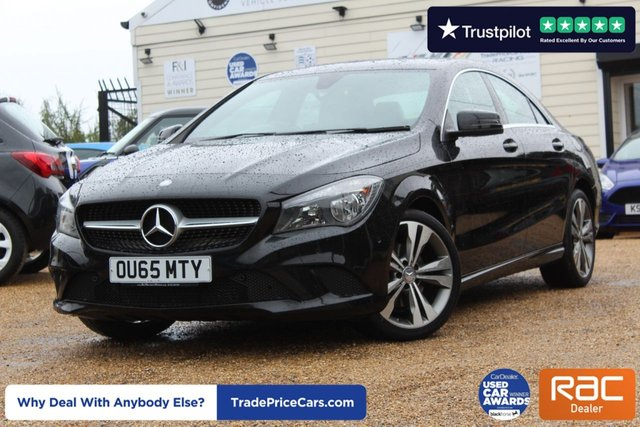 View our MERCEDES-BENZ CLA-CLASS