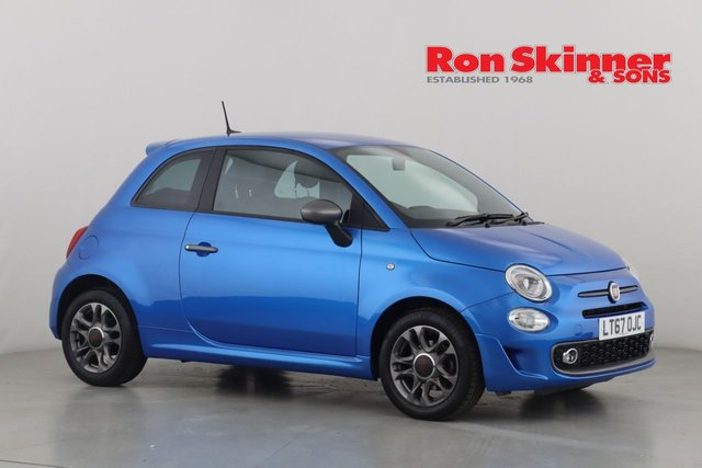 View our 2017 67 FIAT 500 1.2 S 3d 69 BHP