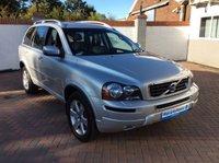 USED 2013 13 VOLVO XC90 2.4 D5 SE AWD 5d AUTO 200 BHP