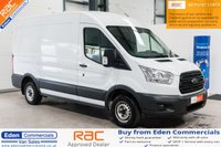 USED 2015 15 FORD TRANSIT 2.2 330 SHR L2H2 MWB * LOW MILEAGE *