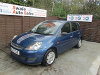 USED 2007 57 FORD FIESTA 1.2 STYLE 16V 5d 78 BHP FINANCE AVAILABLE FROM £23 PER WEEK OVER TWO YEARS - SEE FINANCE LINK FOR DETAILS