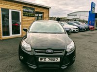 USED 2012 FORD FOCUS 1.6 ZETEC 5d 104 BHP ***FINANCE £29 A WEEK****
