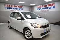 USED 2012 62 SKODA CITIGO 1.0 SE GREENTECH 3d 59 BHP Full Service history, Free Tax, Great MPG, Low miles