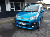 USED 2014 64 CITROEN C3 PICASSO 1.6 PICASSO VTR PLUS HDI 5d 91 BHP