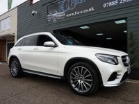 2018 MERCEDES-BENZ GLC-CLASS 2.1 GLC 220 D 4MATIC AMG LINE PREMIUM 5d AUTO 168 BHP SOLD