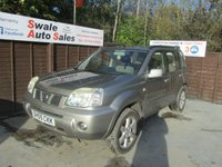 USED 2005 55 NISSAN X-TRAIL 2.2 SPORT DCI 5d 135 BHP FINANCE AVAILABLE FROM £21 PER WEEK OVER TWO YEARS - SEE FINANCE LINK FOR DETAILS