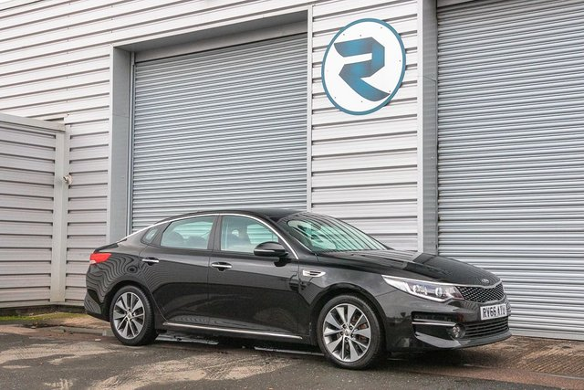 USED 2016 66 KIA OPTIMA 1.7 CRDI 3 ISG 4d AUTO 139 BHP