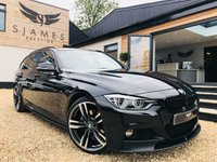 USED 2016 66 BMW 3 SERIES 3.0 330D M SPORT TOURING 5d 255 BHP