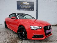 USED 2013 63 AUDI A5 2.0 TDI S LINE SPECIAL EDITION 2d 175 BHP