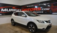 2016 NISSAN QASHQAI 1.5 N-CONNECTA DCI 5DOOR 108 BHP £11495.00