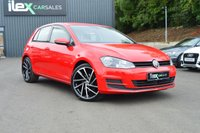 2013 VOLKSWAGEN GOLF 1.6 SE TDI BLUEMOTION TECHNOLOGY 5d 103 BHP £6995.00