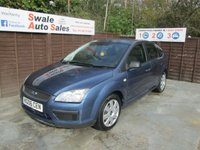 USED 2006 06 FORD FOCUS 1.4 LX 5d 80 BHP SEE FINANCE LINK FOR OPTIONS