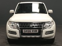 USED 2016 66 MITSUBISHI SHOGUN 3.2 DI-D SG3 5d  * 0% Deposit Finance Available