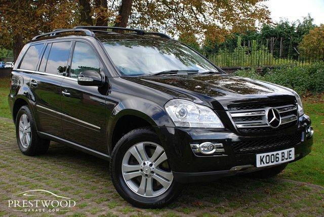 2006 06 MERCEDES-BENZ GL CLASS GL500 5.5 V8 [PETROL] 4-MATIC TIP AUTO [390 BHP]