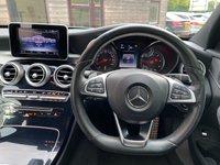 USED 2015 MERCEDES-BENZ C CLASS 2.1 C250 BLUETEC AMG LINE 5d AUTO 204 BHP