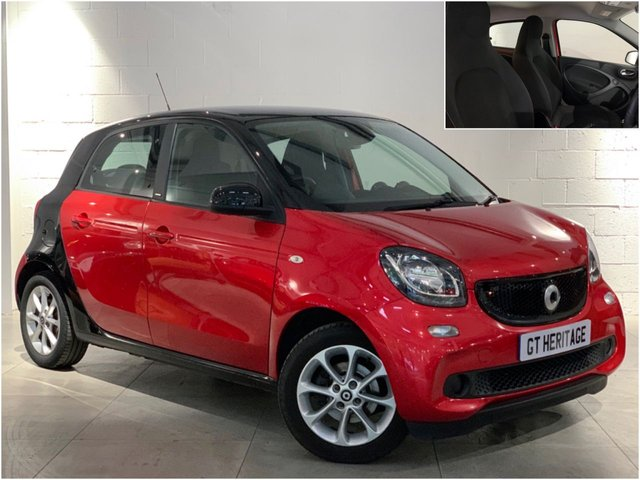 2016 66 SMART FORFOUR 1.0 PASSION 5d 71 BHP