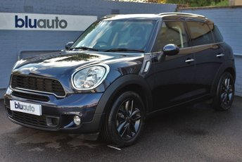 2011 MINI COUNTRYMAN 2.0 COOPER SD 5d 141 BHP £7890.00