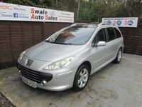 USED 2008 08 PEUGEOT 307 1.6 SW SE HDI 5d 89 BHP FINANCE AVAILABLE FROM £19 PER WEEK OVER TWO YEARS - SEE FINANCE LINK FOR DETAILS