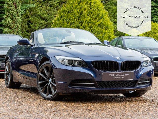 USED 2011 61 BMW Z4 2.5 Z4 SDRIVE23I HIGHLINE EDITION 2d 201 BHP