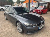 2015 BMW 3 SERIES 2.0 320D ED PLUS 4d AUTO 161 BHP £8450.00
