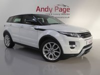 USED 2013 13 LAND ROVER RANGE ROVER EVOQUE 2.2 SD4 DYNAMIC 5d AUTO 190 BHP