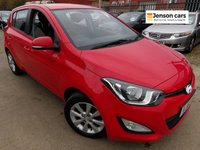 USED 2013 63 HYUNDAI I20 1.2 ACTIVE 5d 84 BHP NEW MOT, SERVICE & WARRANTY