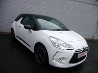 2012 CITROEN DS3 1.6 DSTYLE PLUS  £4695.00