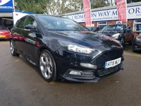 USED 2015 15 FORD FOCUS 2.0 ST-2 TDCI 5d 183 BHP 0%  FINANCE AVAILABLE ON THIS CAR PLEASE CALL 01204 393 181