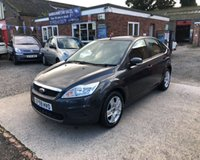 USED 2010 59 FORD FOCUS 1.8 STYLE 5d 125 BHP