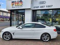 2013 BMW 4 SERIES 2.0L 420D M SPORT 2d AUTO 181 BHP £14850.00