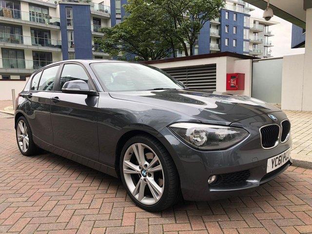 2011 61 BMW 1 SERIES 1.6 118I SE 5d 168 BHP