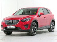 2016 MAZDA CX-5 2.2 D SPORT NAV 5d AUTO 173 BHP [4WD] [SAFETY PACK] £15085.00