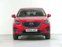 USED 2016 66 MAZDA CX-5 2.2 D SPORT NAV 5d AUTO 173 BHP [4WD] [SAFETY PACK] 4WD SAFETY-PACK TOWBAR FMSH....