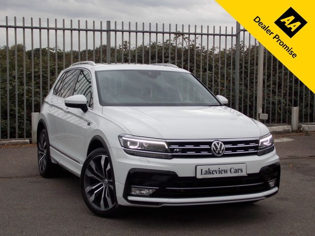 View our VOLKSWAGEN TIGUAN