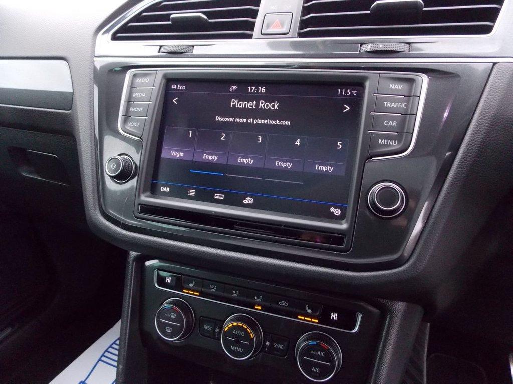 USED 2016 66 VOLKSWAGEN TIGUAN 2.0 R LINE TSI BMT 4MOTION DSG 5d AUTO 177 BHP