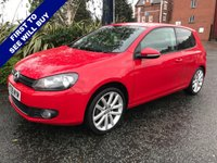 USED 2010 59 VOLKSWAGEN GOLF 2.0 GT TDI 3d 138 BHP Stunning Looks and Drive